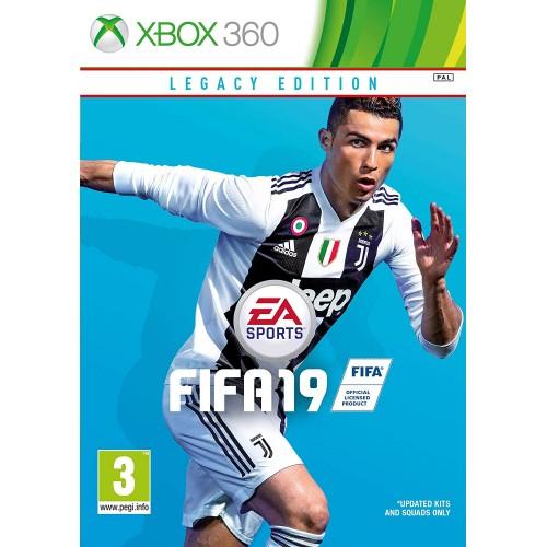 FIFA 19 Legacy Edition (Xbox 360)