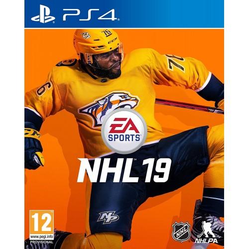 NHL 19 PS4 NHL 19 PS4 NHL 19 PS4