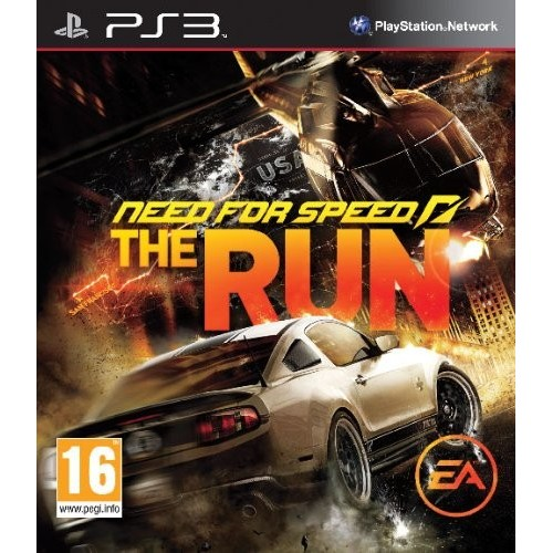 Need for speed: run
