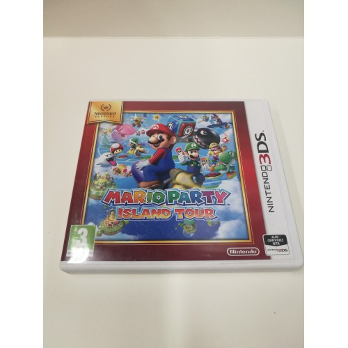 MARIO PARTY ISLAND TOUR (NINTENDO 3DS) (Be dėžutės)