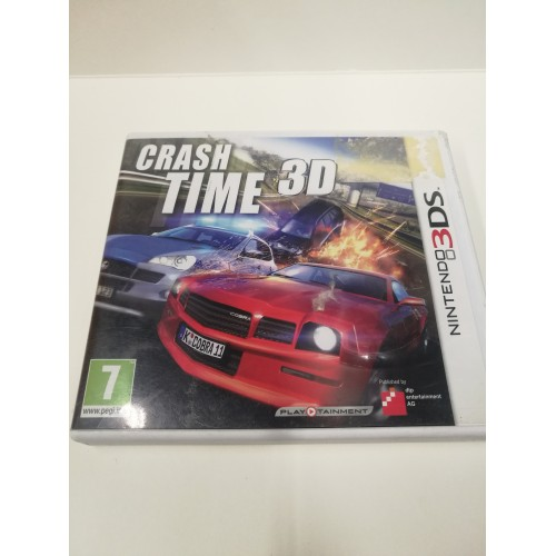 CRASH TIME 3D (NINTENDO 3DS)