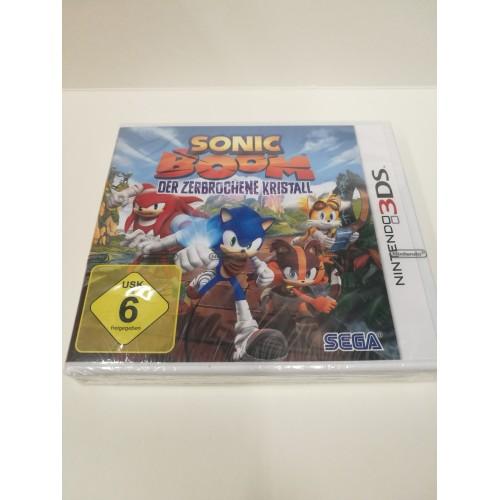 SONIC BOOM (NINTENDO 3DS)