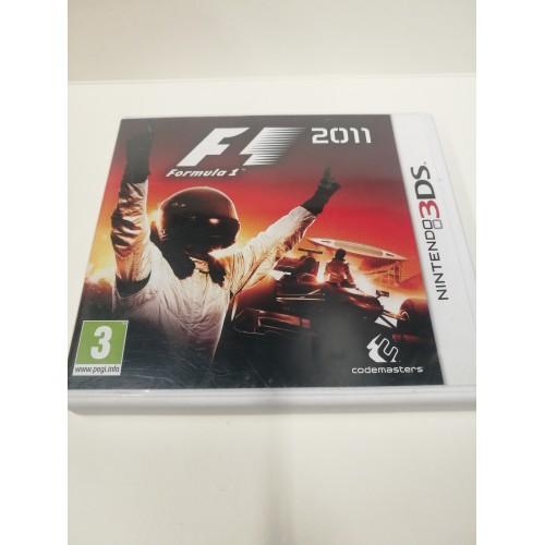 FORMULA 1 2011 (NINTENDO 3DS)