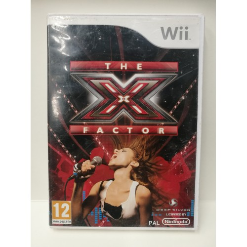 THE X FACTOR NINTENDO WII