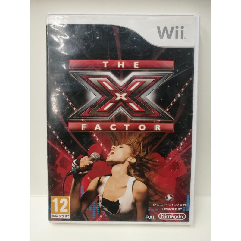 THE X FACTOR NINTENDO WII