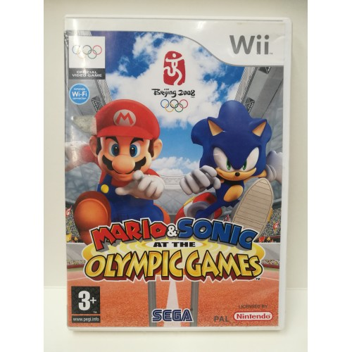 MARIO&SONIC AT THE OLYMPIC GAMES
