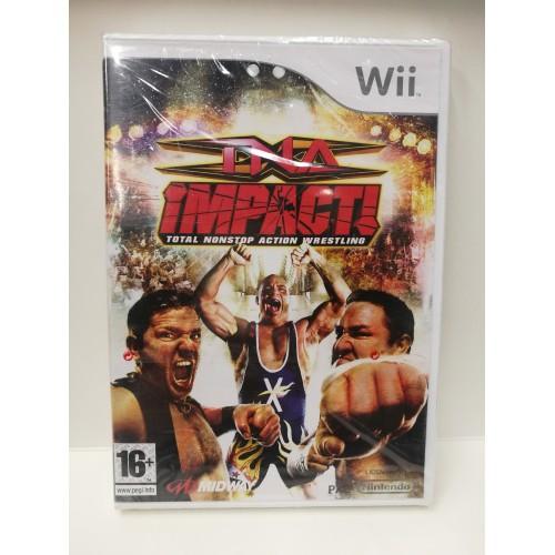 TNA IMPACT! NINTENDO Wii