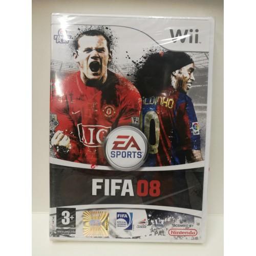 FIFA 08 NINTENDO Wii