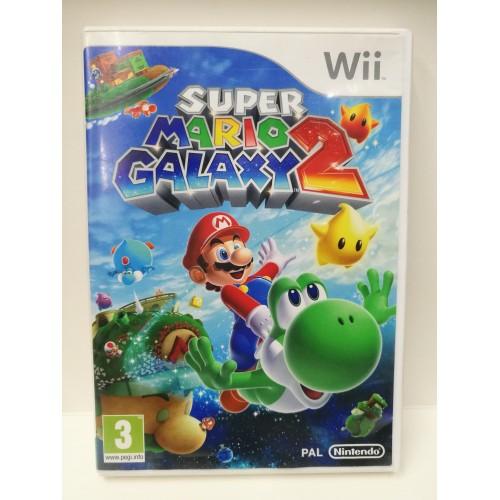 SUPER MARIO GALAXY 2 NINTENDO Wii
