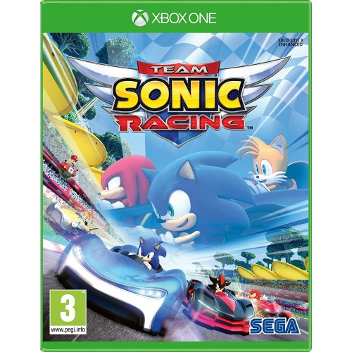 Team Sonic Racing Xbox One