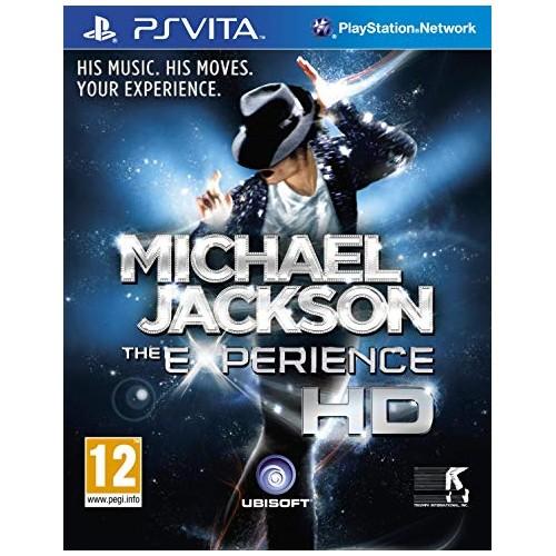 Michael Jackson: The Experience HD PS VITA (Be dėžutės)