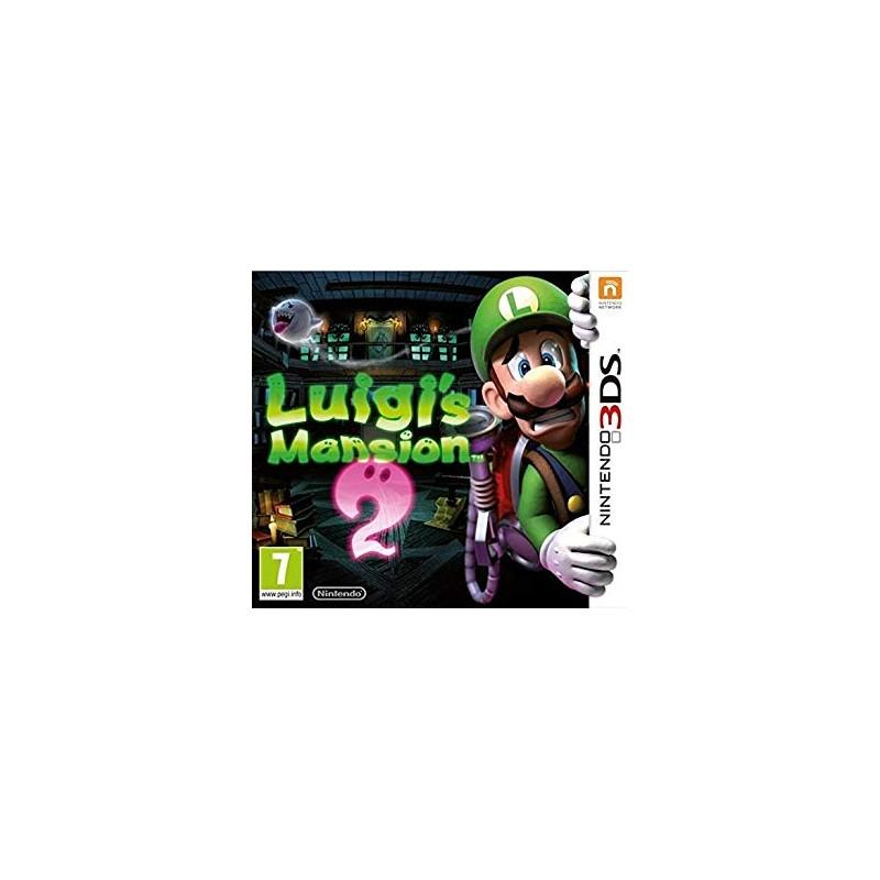 Luigi's Mansion 2 Nintendo 3DS (Be dėžutės)