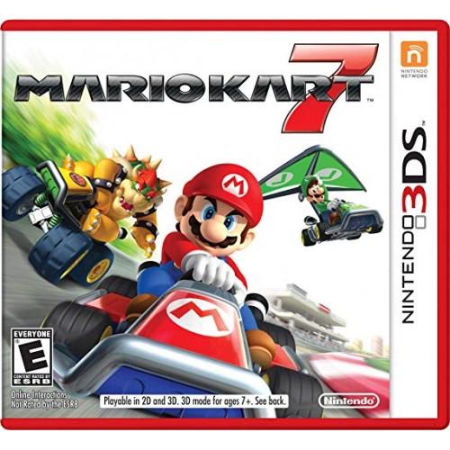 Mario Kart 7 - Nintendo 3DS (Be dėžutės)