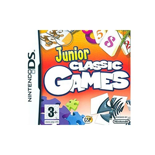 Junior Classic Books - Nintendo DS (Be dėžutės)