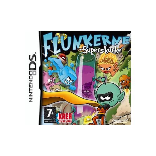 Flunkerne Nintendo DS (Be dėžutės)