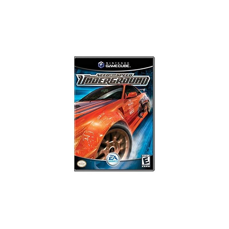 Need for Speed Underground - Nintendo Gamecube