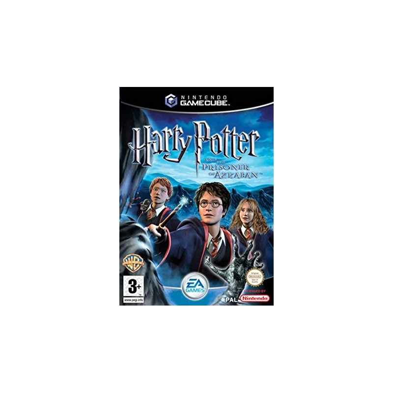 Harry Potter And The Prisoner Of Azkaban - Nintendo Gamecube