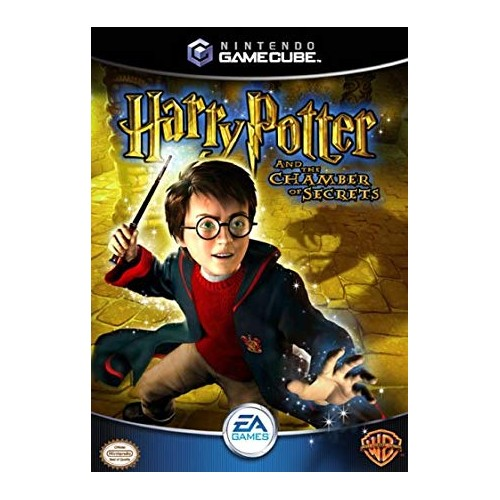Harry Potter and The Chamber of Secrets Nintendo Gamecube