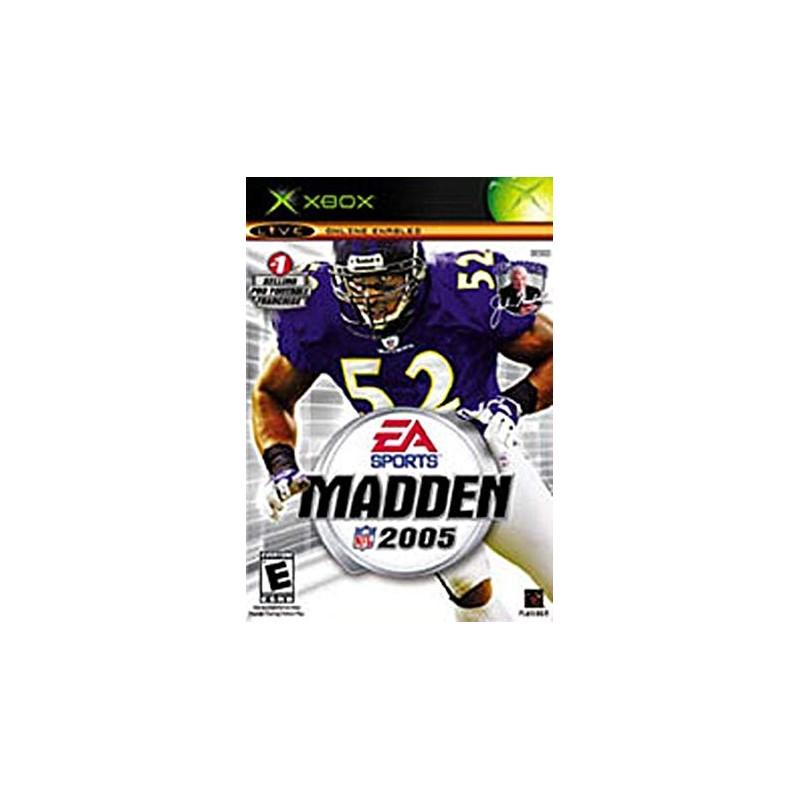 Madden 2005 NFL Original (Xbox)