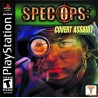 Spec Ops Covert Assault PS1
