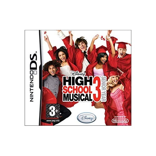 HIGH SCHOOL MUSICAL 3 SENIOR YEAR GAME - NINTENDO DS
