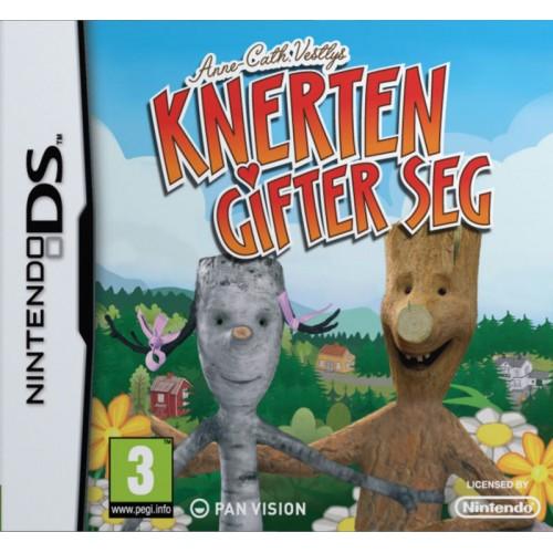 KNERTEN GIFTER SEG NINTENDO DS
