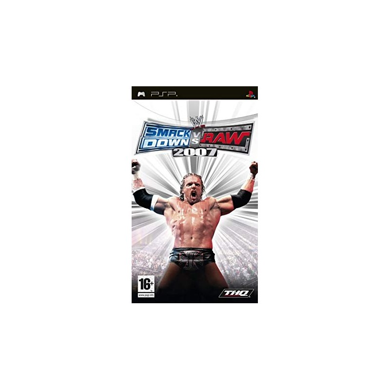 WWE SmackDown vs. RAW 2007 (PSP)
