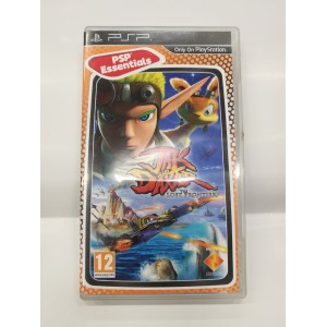 Jak and Daxter the Lost Frontier (PSP)