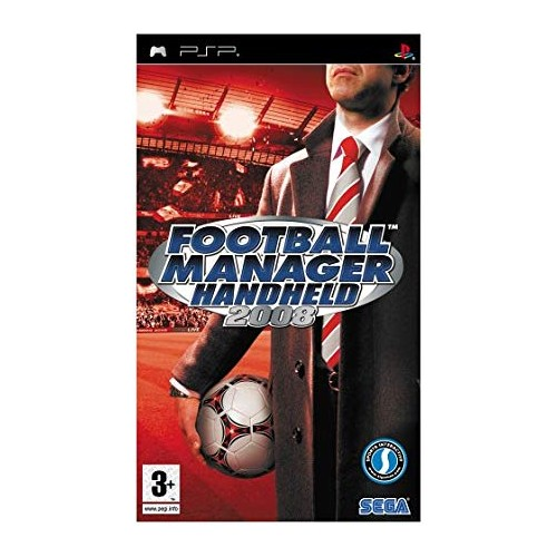 Football Manager Handheld 2008 (PSP)