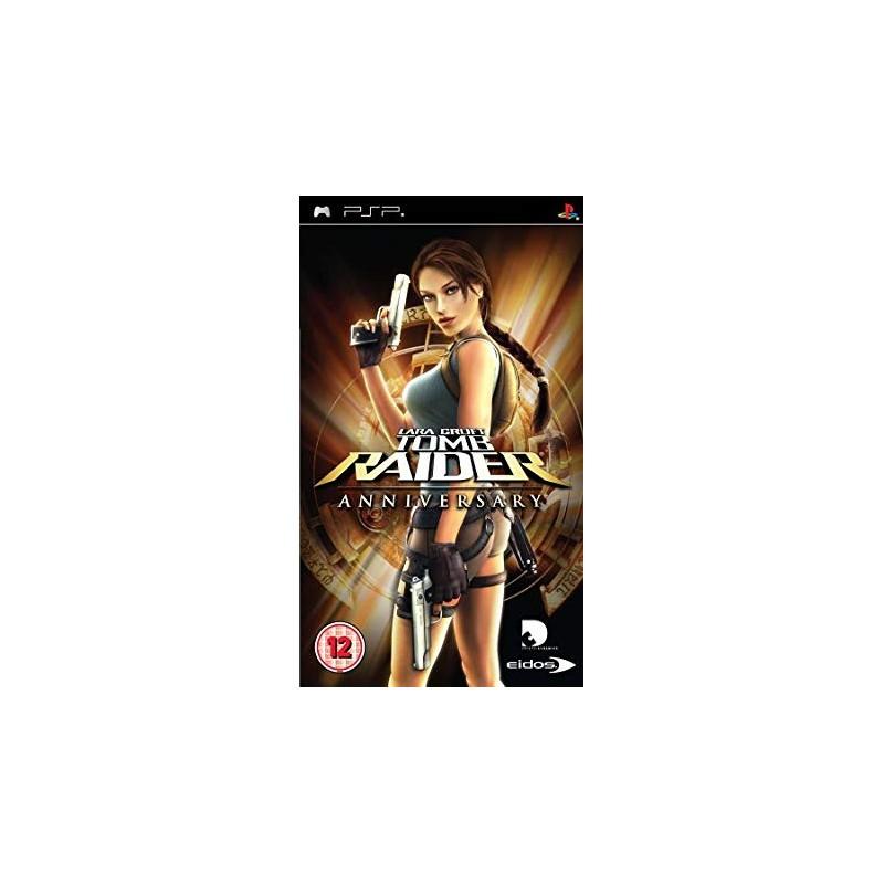 Lara Croft Tomb Raider Anniversary (PSP)
