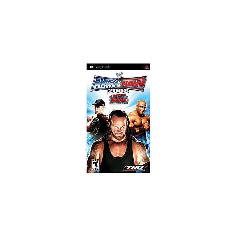 WWE Smackdown vs Raw 2008 (PSP)