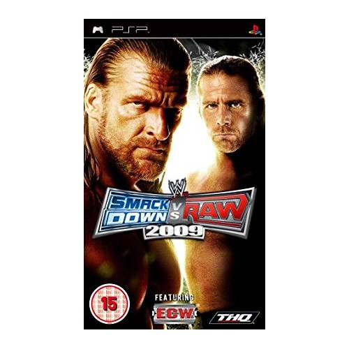 WWE Smackdown vs. Raw 2009 (PSP)