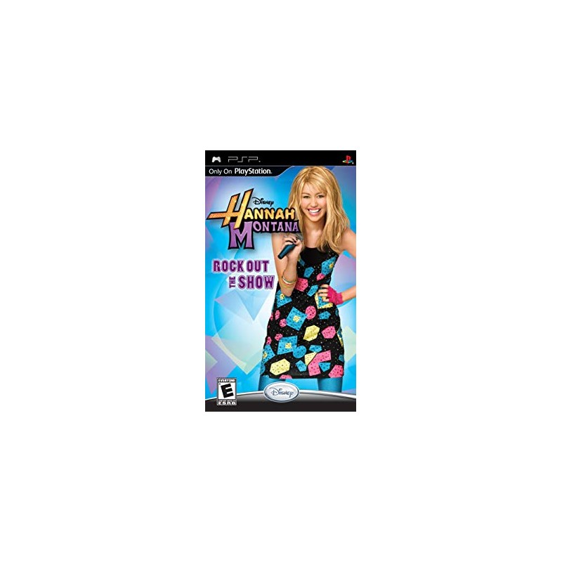 Hannah Montana: Rock Out The Show (PSP)
