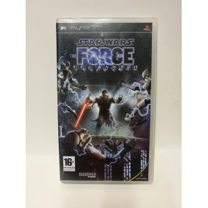 Star Wars The Force Unleashed (PSP)