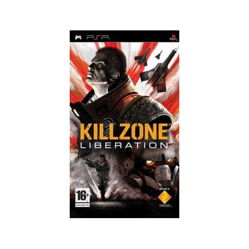 Killzone Liberation Platinum (PSP)