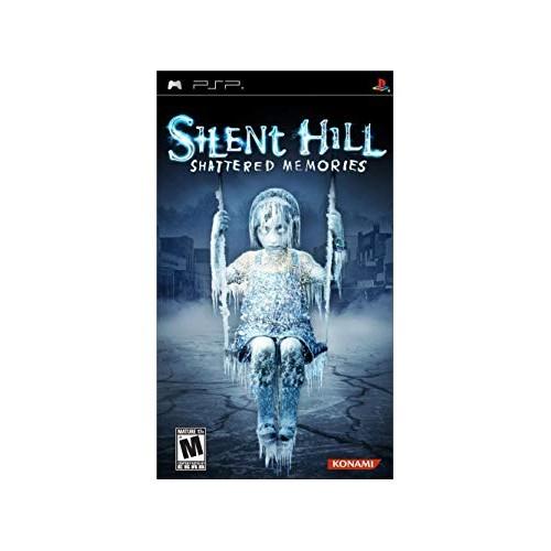Silent Hill: Shattered Memories (PSP)