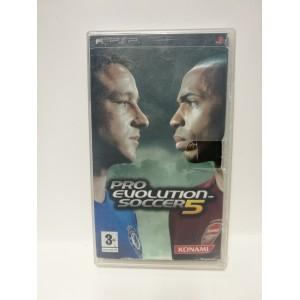 Pro Evolution Soccer 5 (PSP)