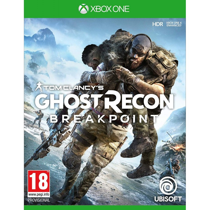 Tom Clancy's Ghost Recon Breakpoint (Xbox One)