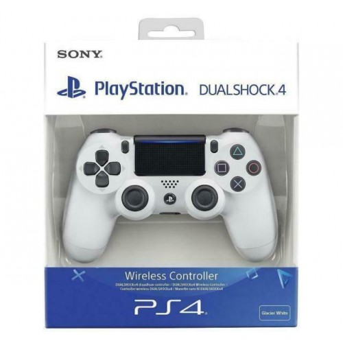 PS4 bevielis žaidimų valdymo pultelis V2 Glacier white