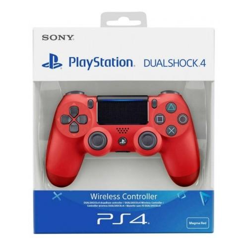 PS4 bevielis žaidimų valdymo pultelis V2 magma red