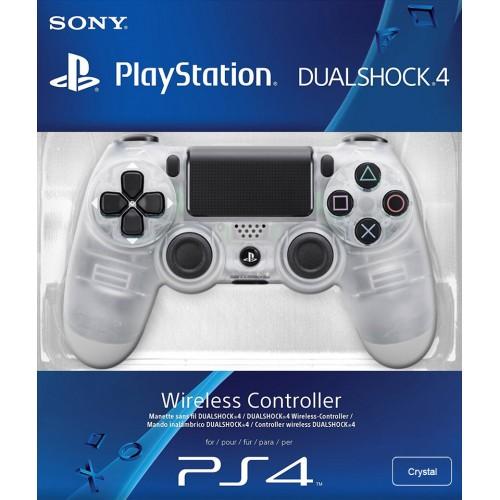 PS4 bevielis žaidimų valdymo pultelis V2 Crystal
