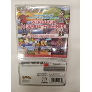 Pokemon Shield Switch