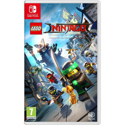 LEGO The Ninjago Movie Videogame (Nintendo switch)