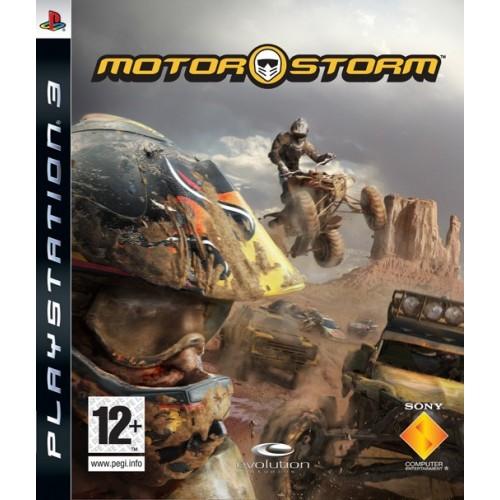MotoStorm PS3