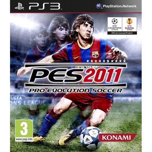 PRO EVOLUTION SOCCER 2011 PES PS3