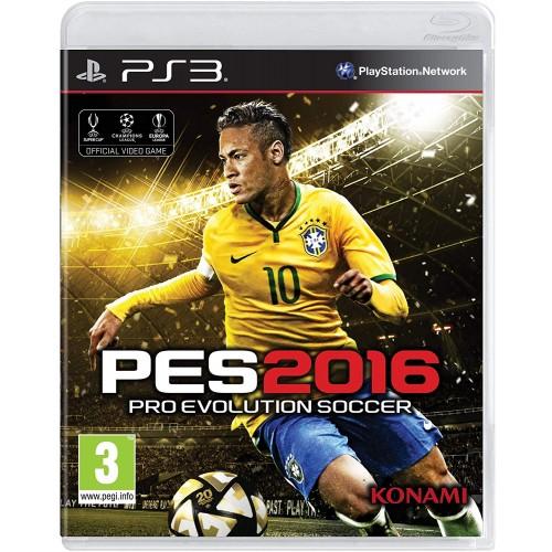 PRO EVOLUTION SOCCER 2016 PES PS3
