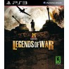 History Legends of War PS3