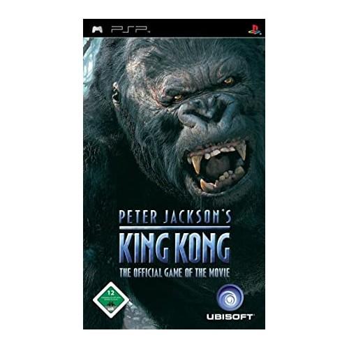 Peter Jackson's King Kong PSP