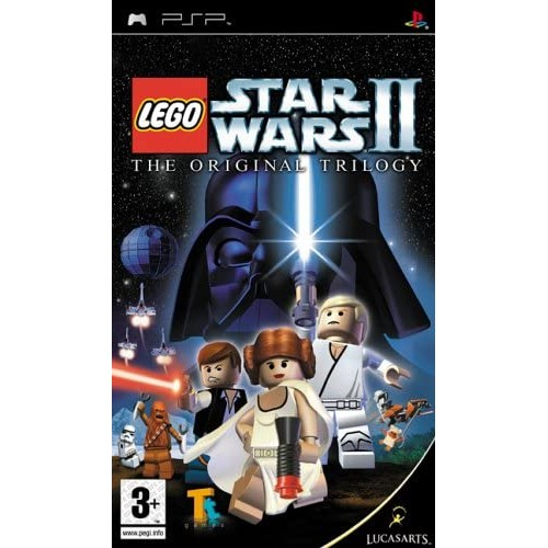 LEGO Star Wars II: The Original Trilogy PSP