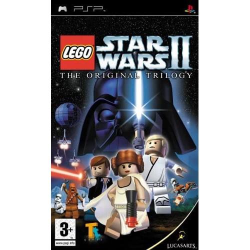 LEGO Star Wars II: The Original Trilogy PSP